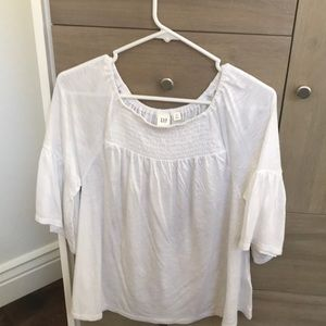 Gap bell sleeve Tee shirt size XS worn once